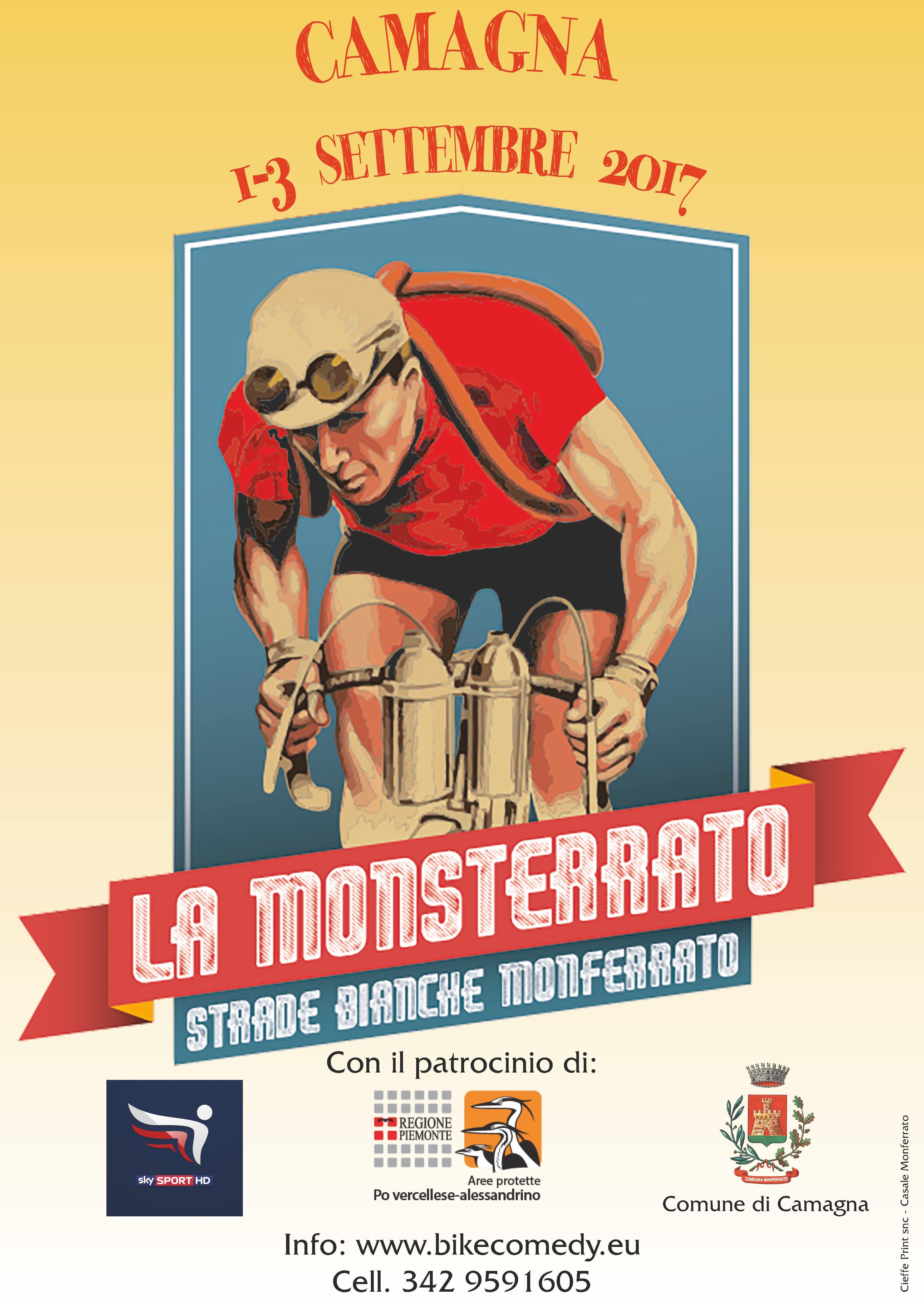 La Monsterrato-Strade Bianche: Percorso Girardengo, 140 km per moderni pionieri del ciclismo