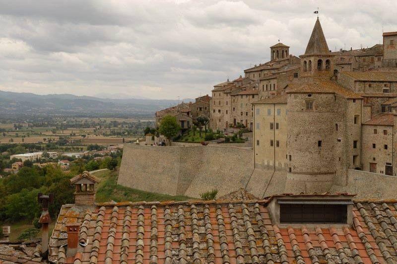 Anghiari, splendido borgo leonardesco e gioiello della Toscana