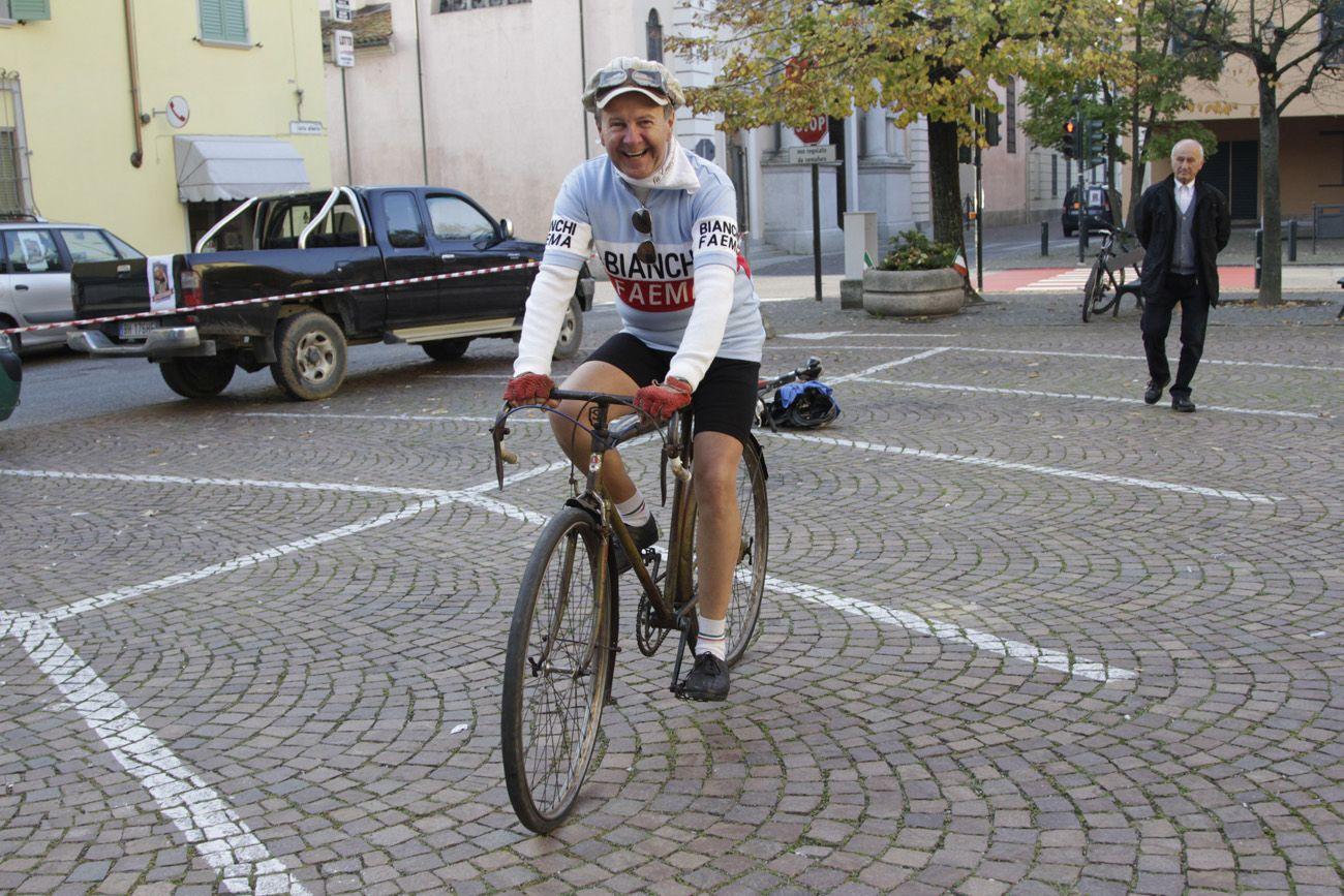 Bici d'epoca Monferrato