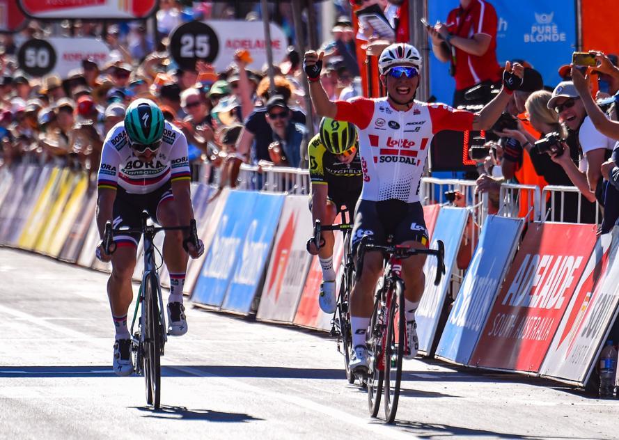 Ciclismo, Giro di Turchia: Caleb Ewan vince allo sprint la 4/a tappa