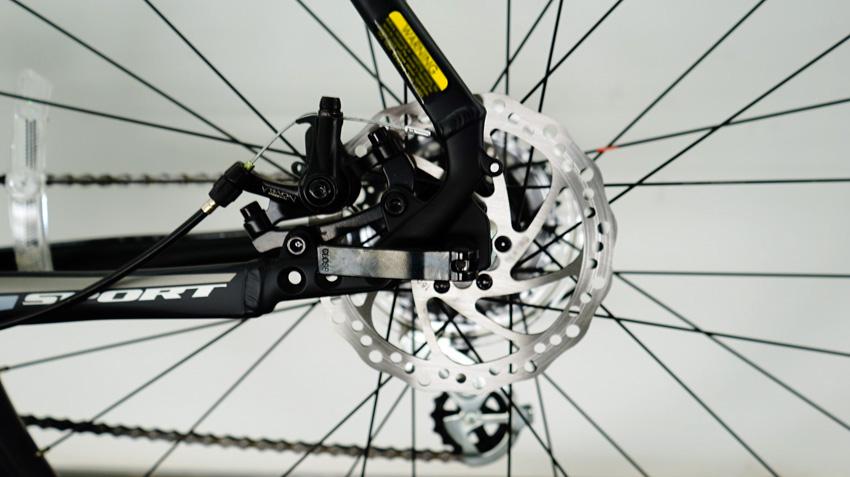 Cambio di bicletta