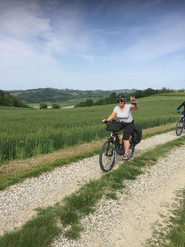 Italia, il boom del cicloturismo che piace alla Monsterrato-Strade Bianche