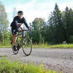 Gravel bike su strade bianche