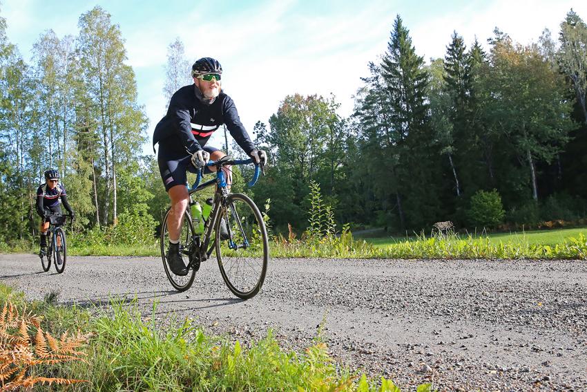 Come scegliere il telaio di una gravel bike