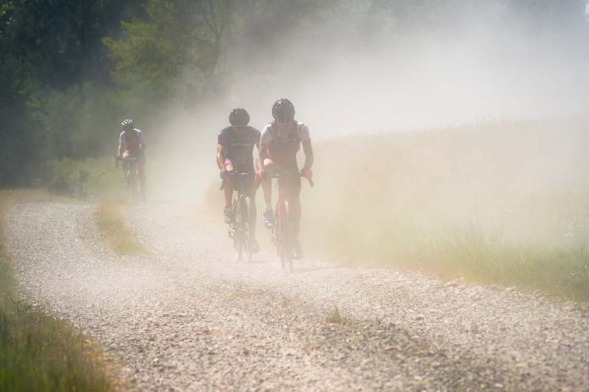 The Monsterrato-Strade Bianche 2020, gravel no limits
